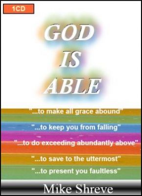 God is Able (1 CD)