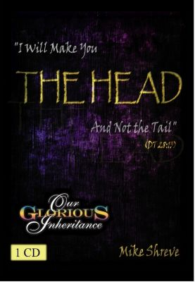 Head and Not the Tail, The (1 CD) $8