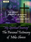 My Spiritual Journey (1 DVD) $10