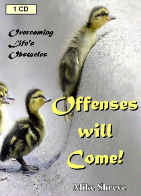 Offenses Will Come (1 CD)