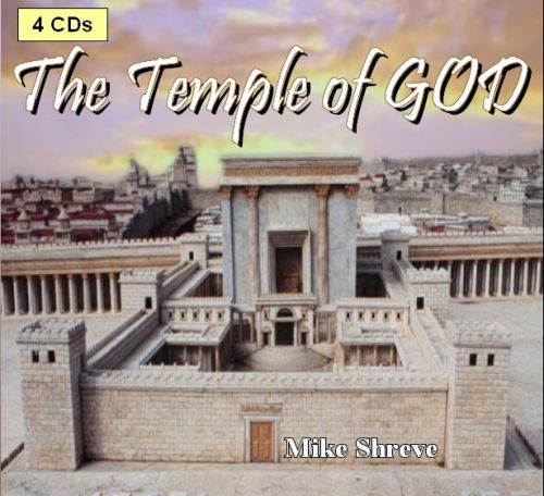 Temple of God, The (4 CDs) $20