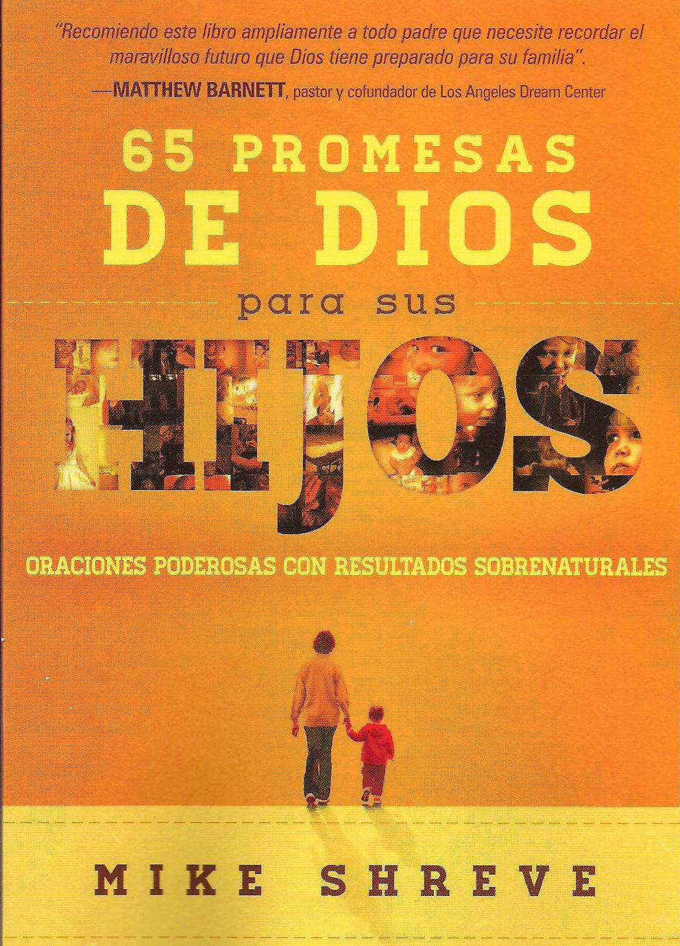 65 Promesas De Dios para sus Hijos $10.99