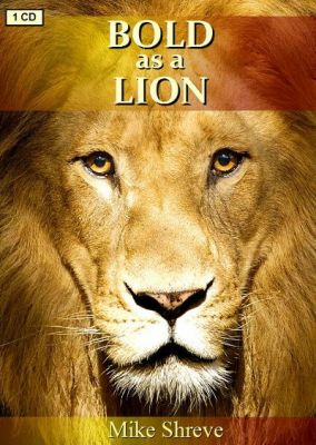 Bold As A Lion (1 CD) $3
