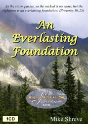 Everlasting Foundation, An (1 CD) $3