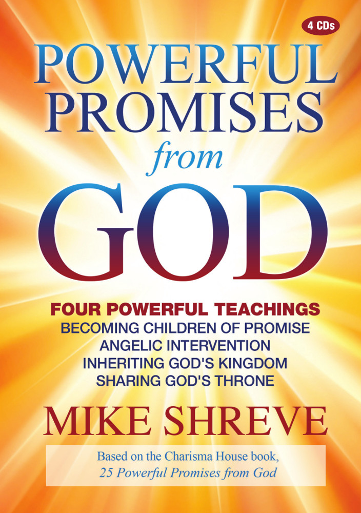 25 Powerful Promises from God (4 CD) $20
